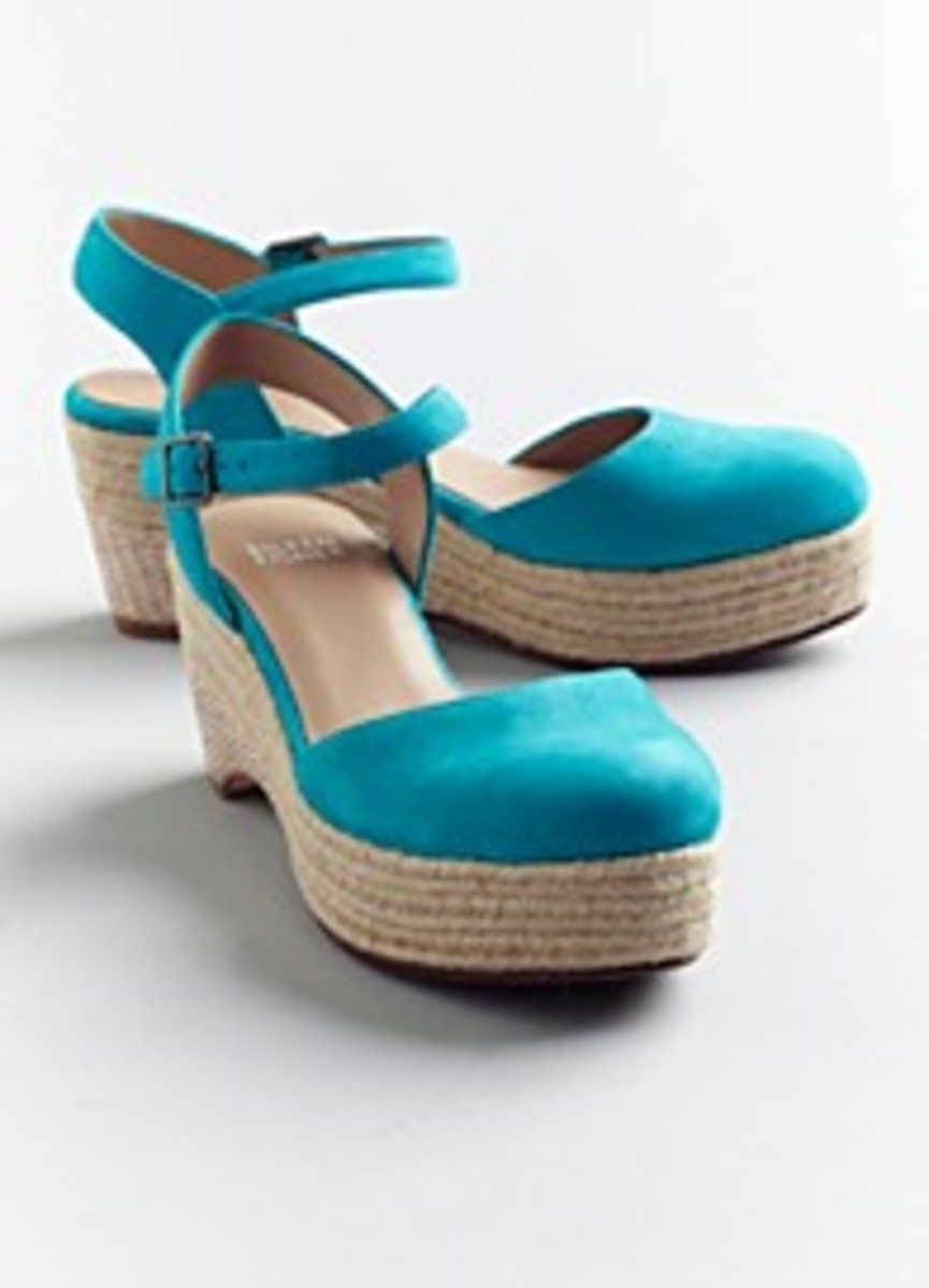 Shoes from Eileen Fisher