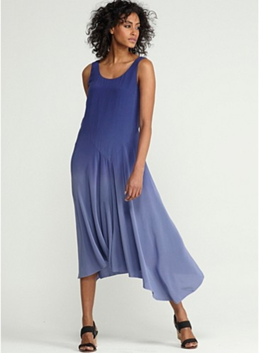 Dress from Eileen Fisher
