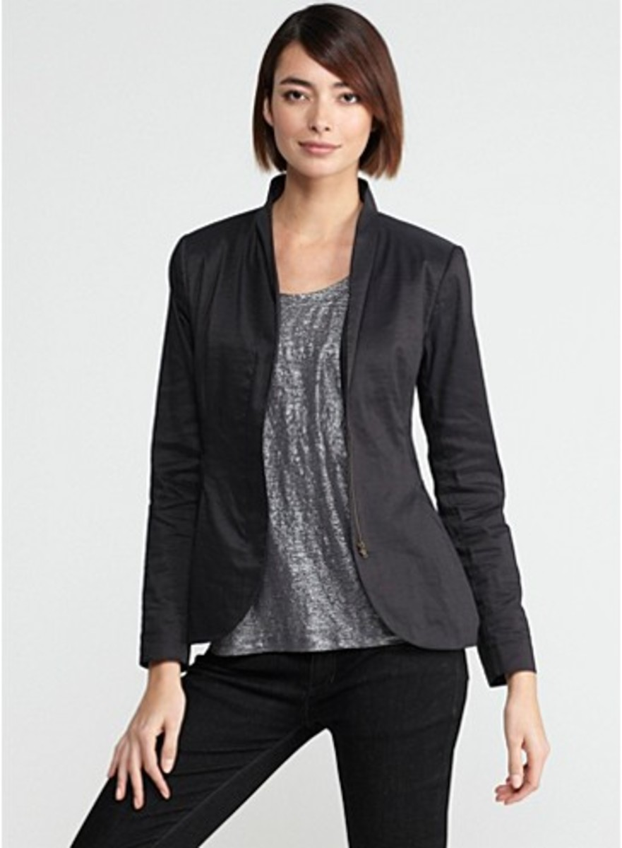 Jacket from Eileen Fisher