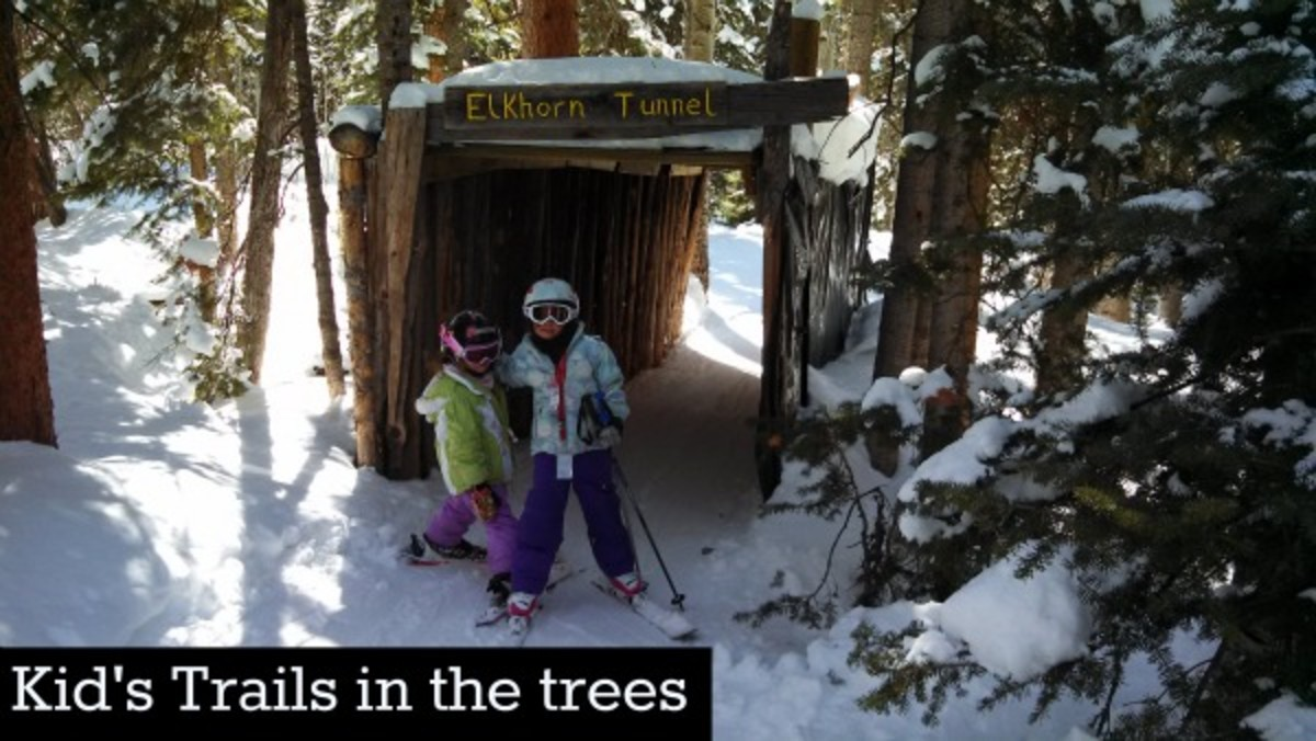 kid trails at snowmass