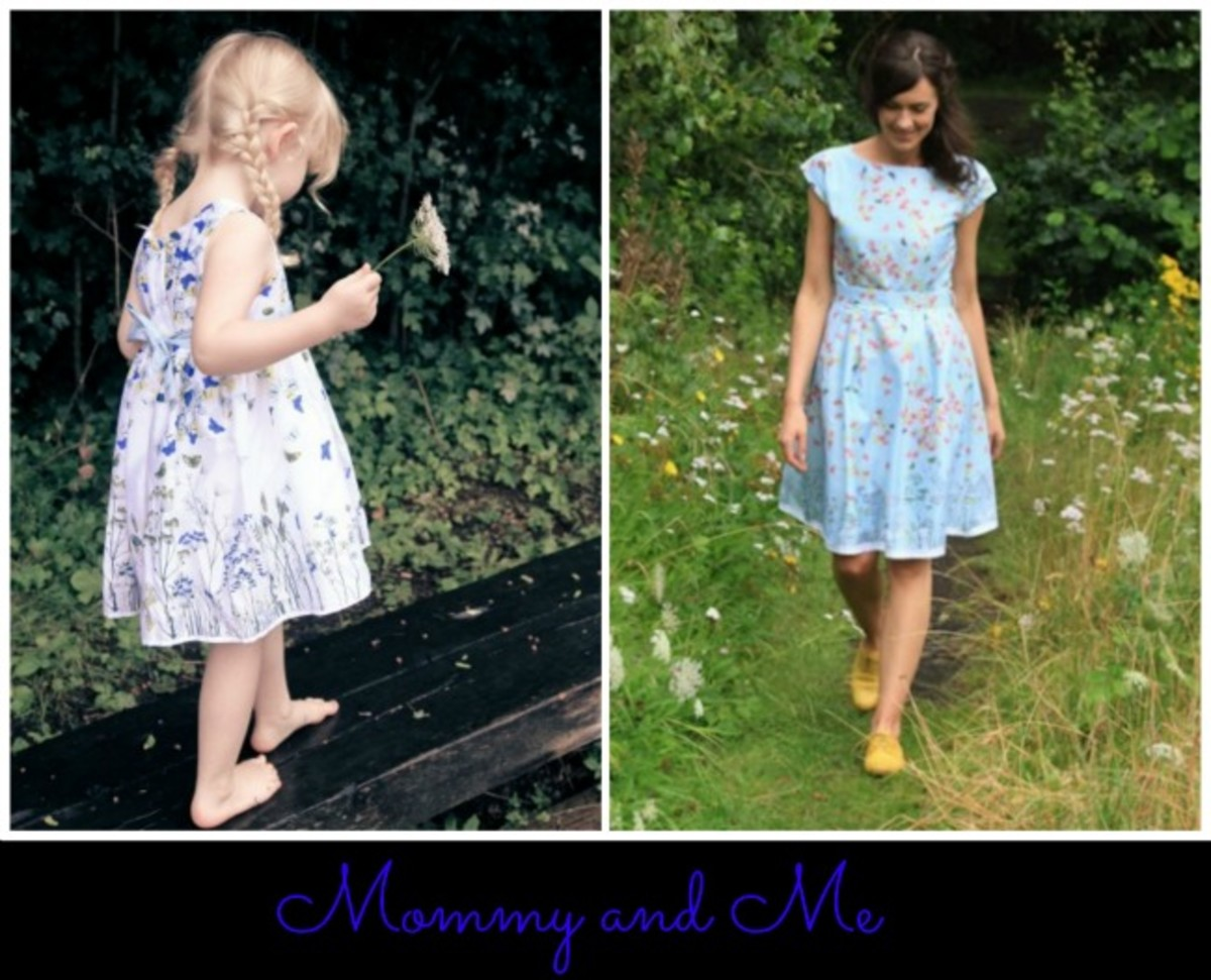 Mother's Day style, Mother's Day fashion, mommy and me style, mommy and me fashion, mommy and me