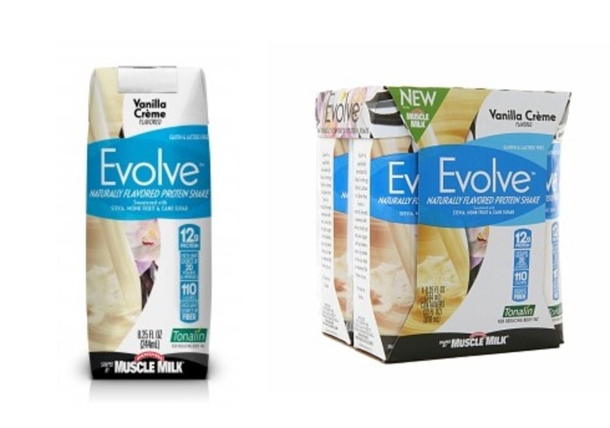 Evolve-Protein-Shake