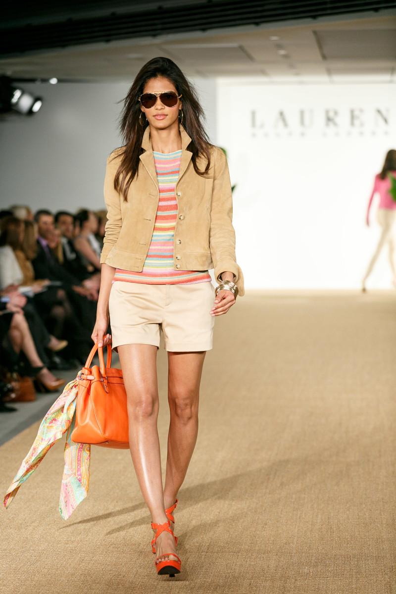 lauren spring fashion show