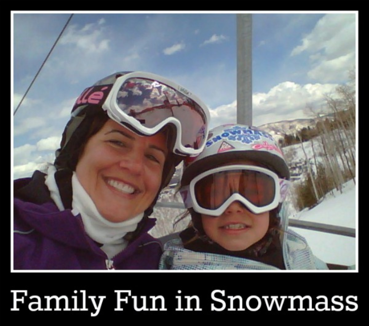 family fun in snowmass