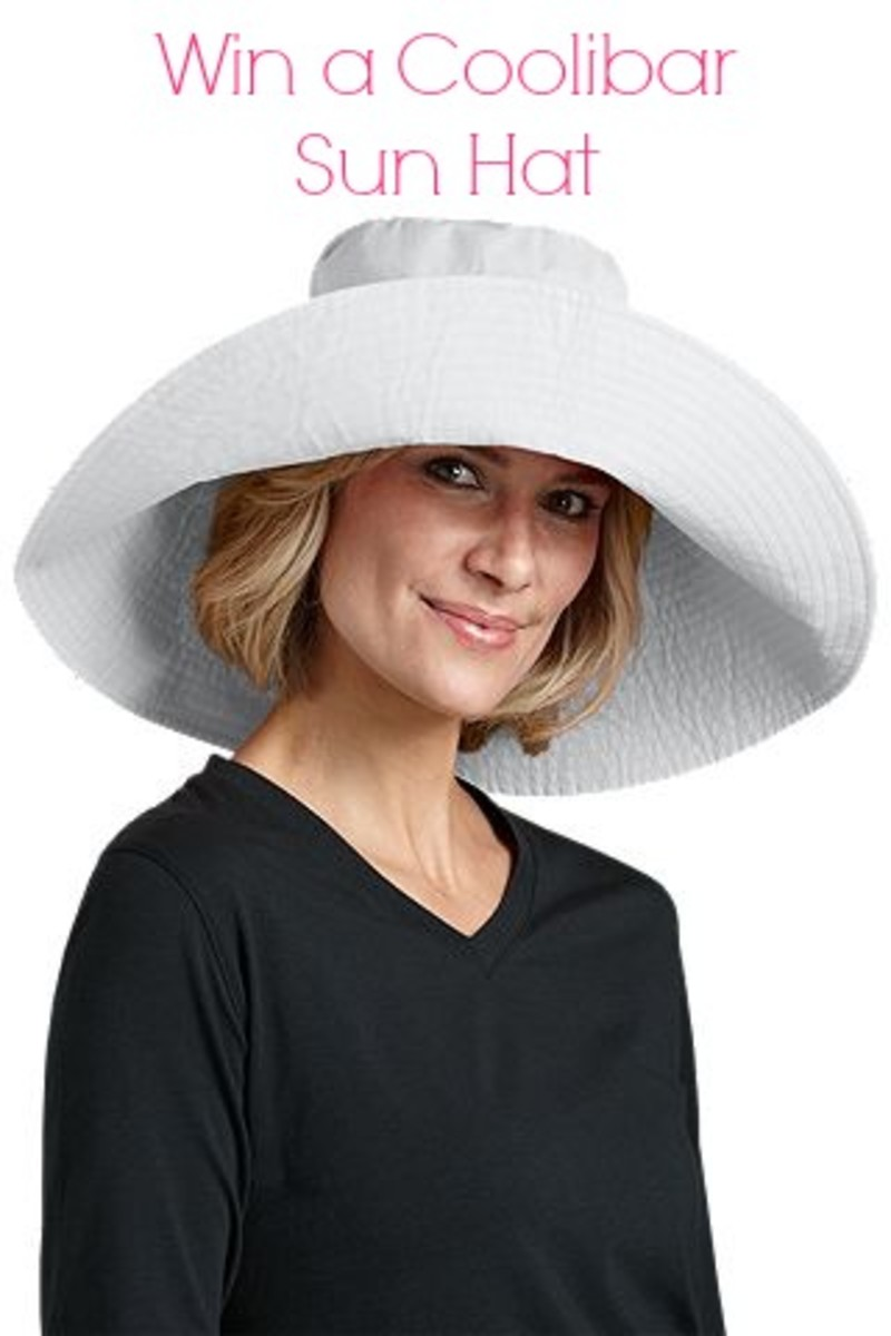 win a coolibar sun hat