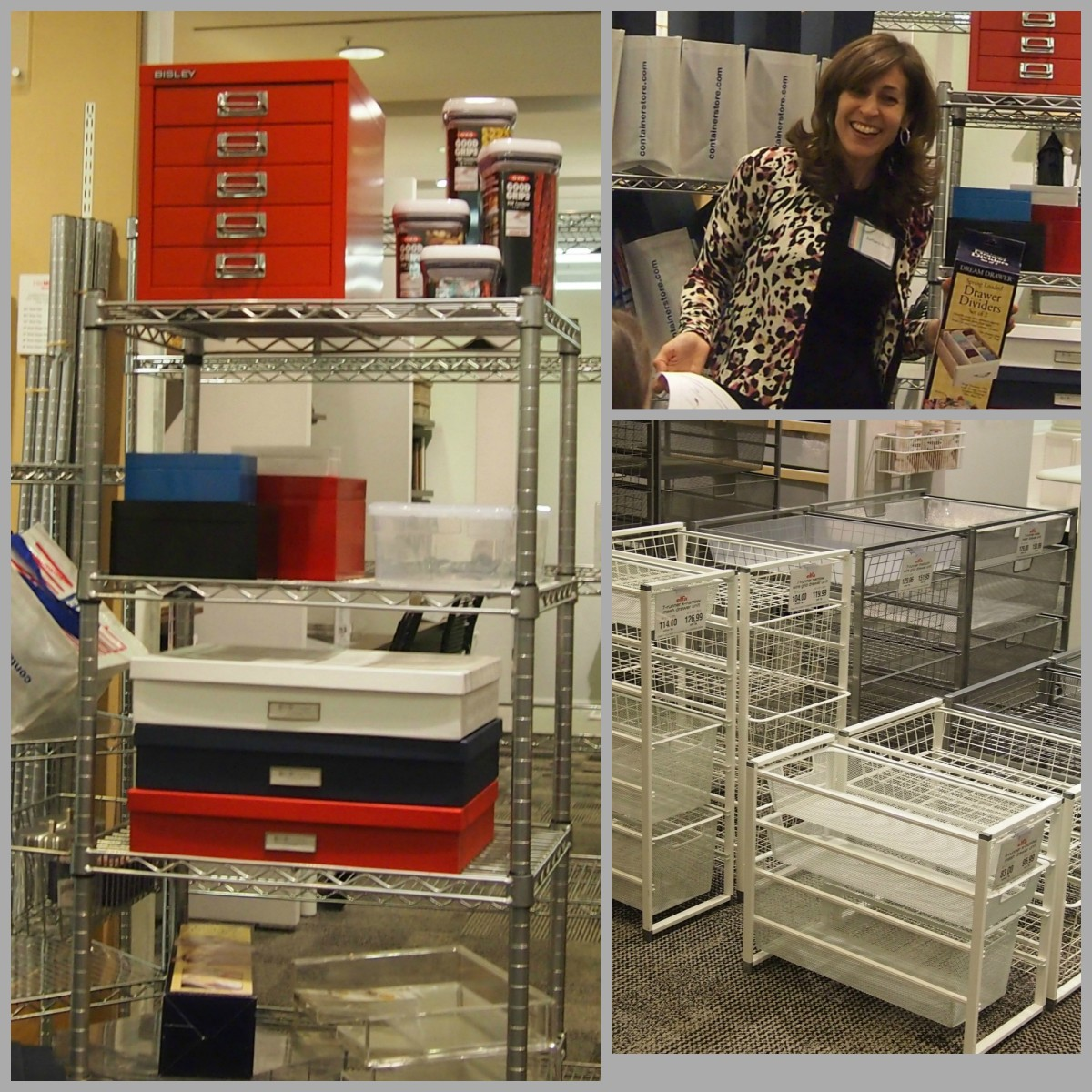 Barbara Reich shares her favorite Container Store products