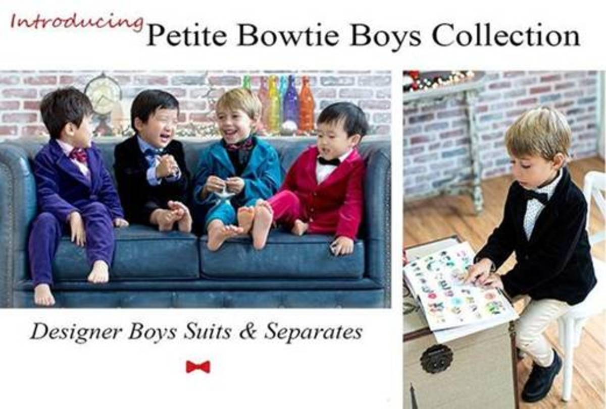 Petite Bows COllection