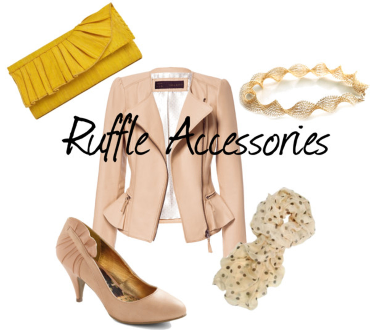Ruffle Accessories