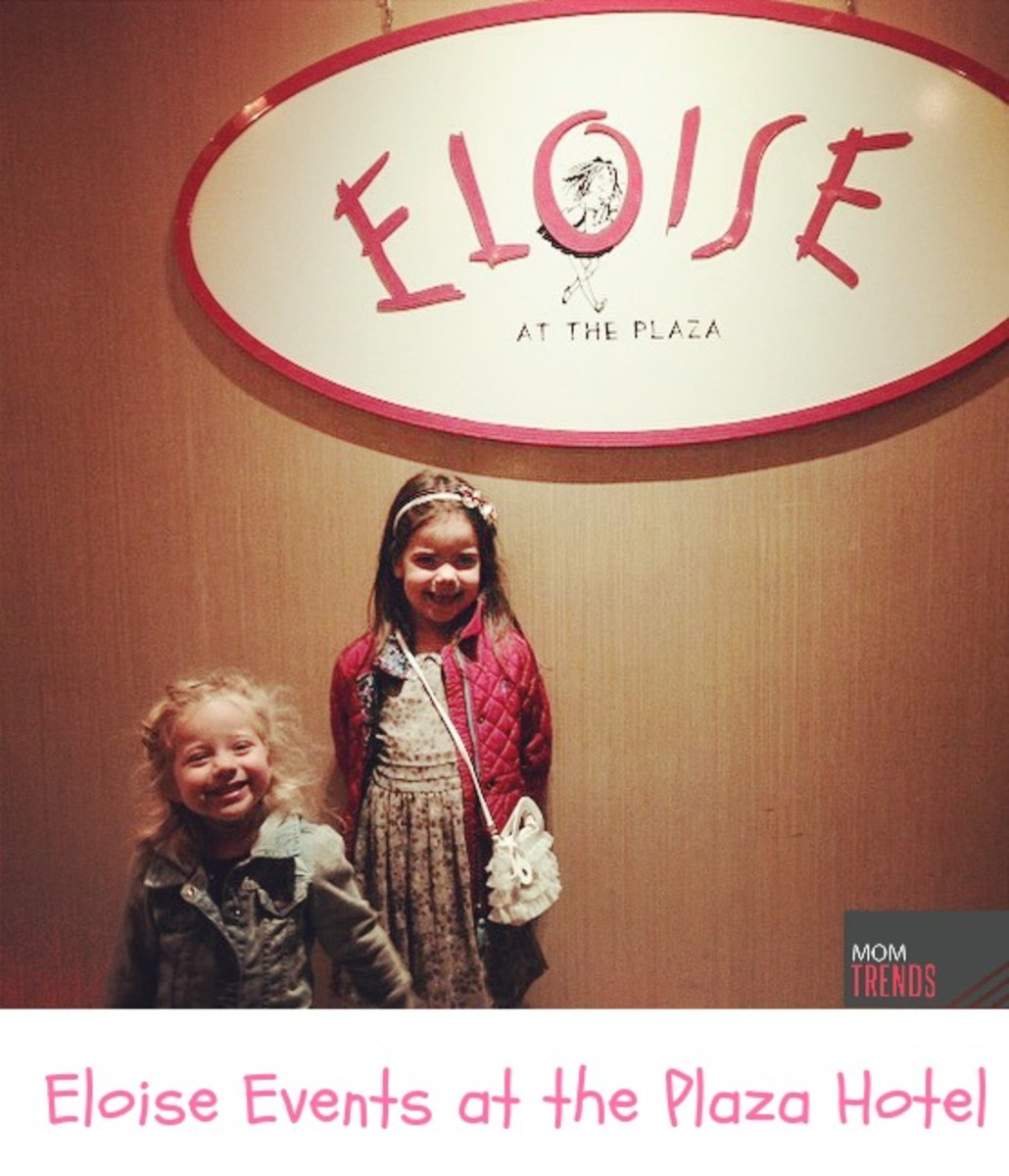 Eloise Fall Events at the Plaza Hotel