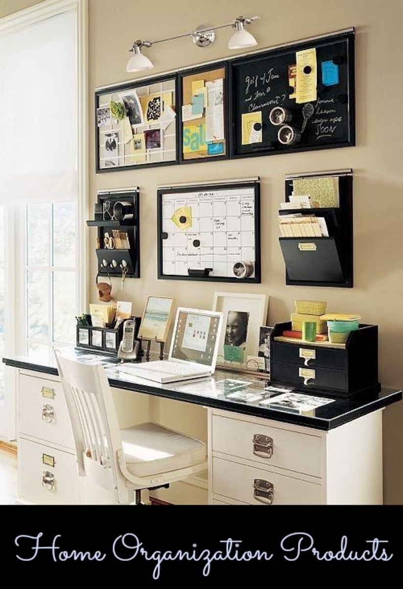 three must have home organization products