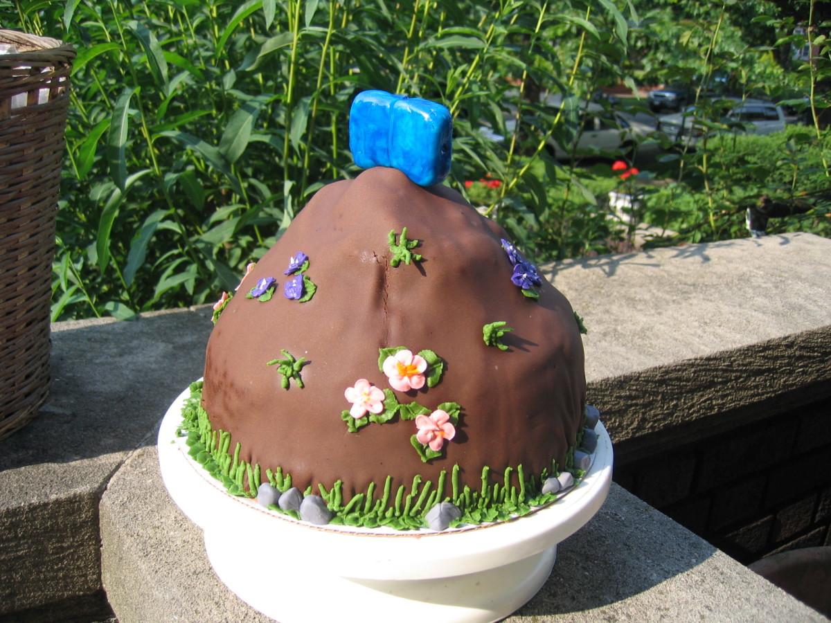 har sinai cake