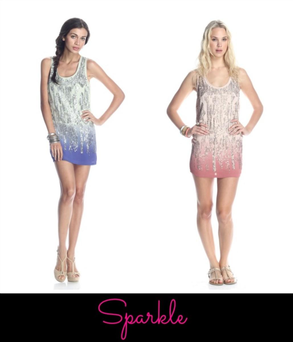 summer dresses, mini dresses, short dresses, sparkle, prints, printed dresses