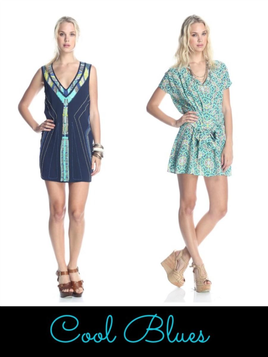 summer dresses, mini dresses, short dresses, sparkle, prints, printed dressess