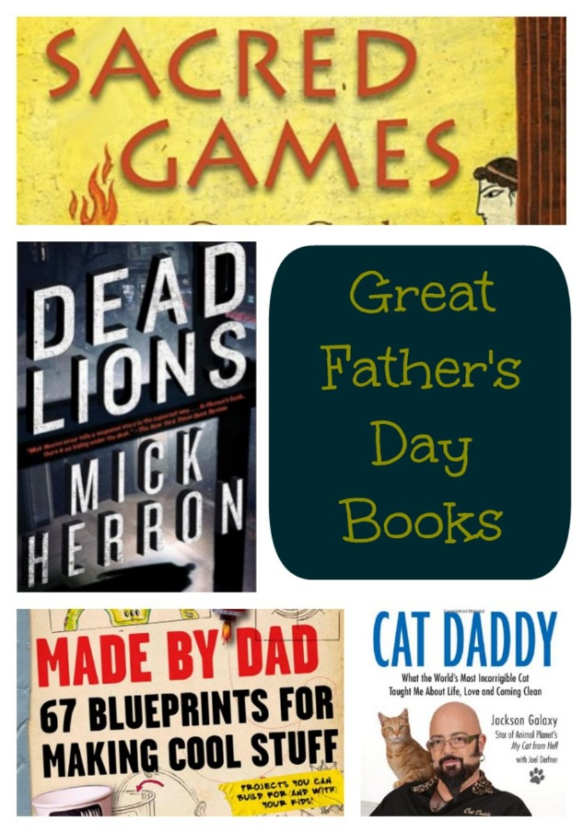 Great Father's day books