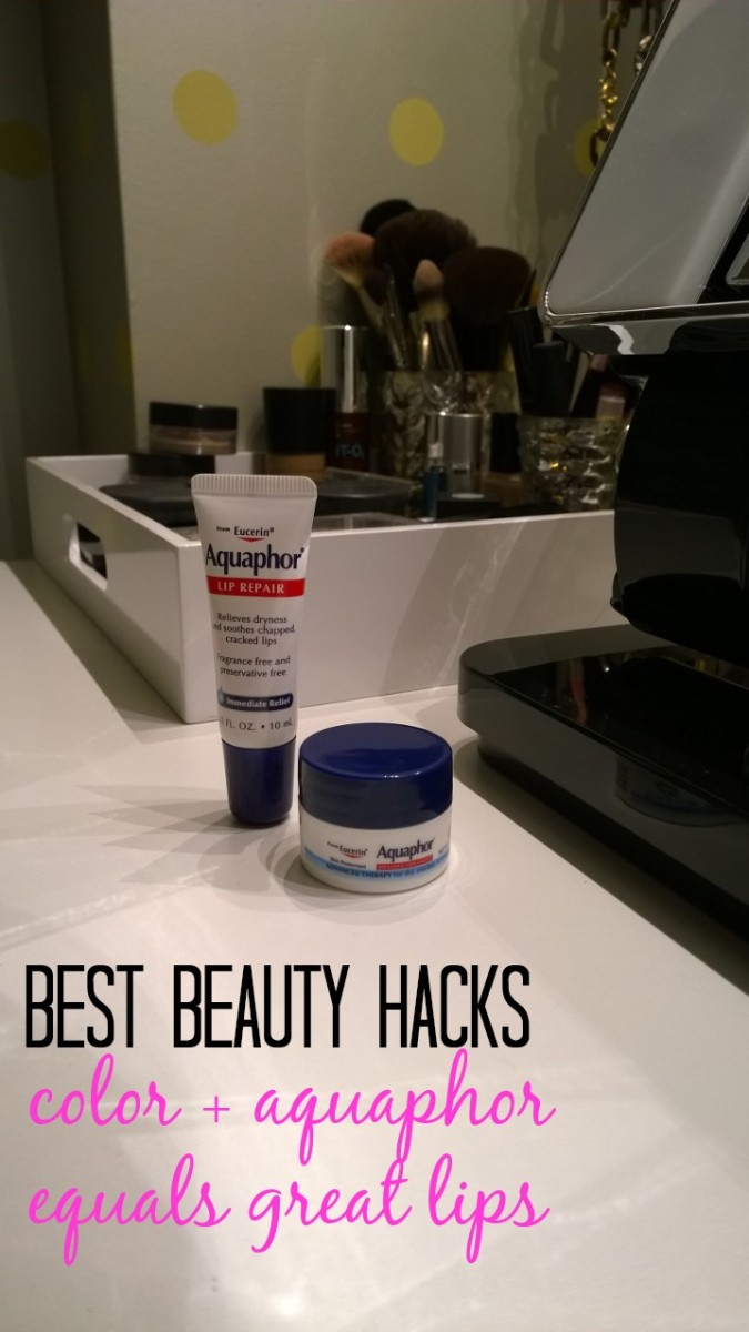 aquaphor beauty hacks
