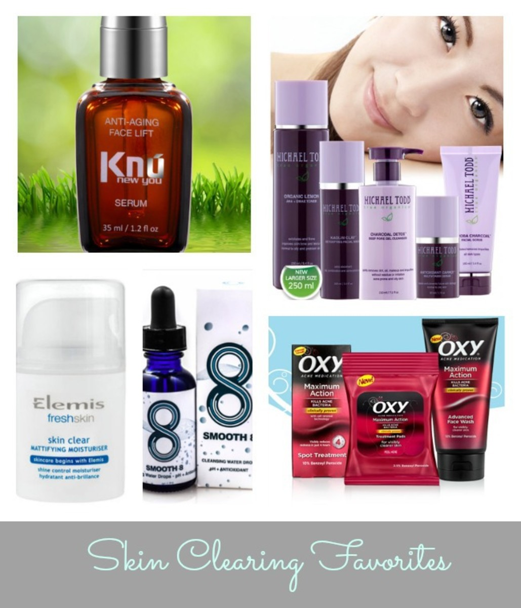 Skin Clearing, Skin Clearing tips, acne