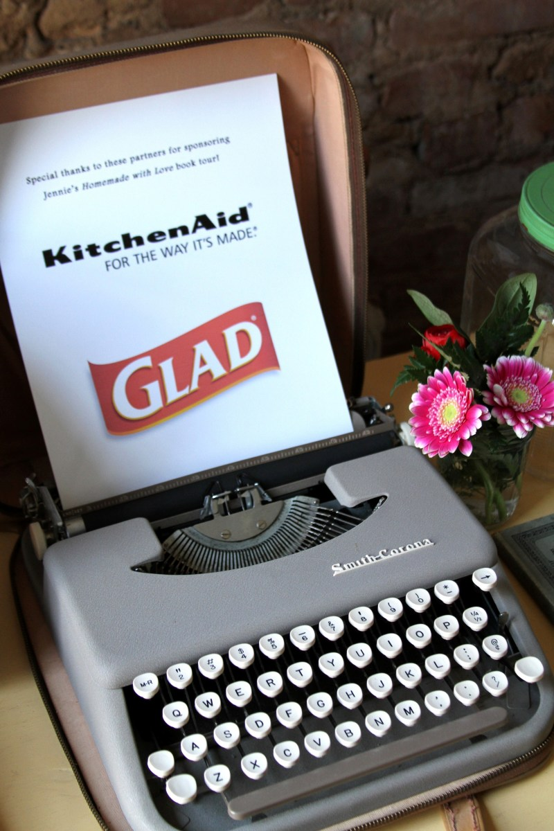kitchen aid and glad