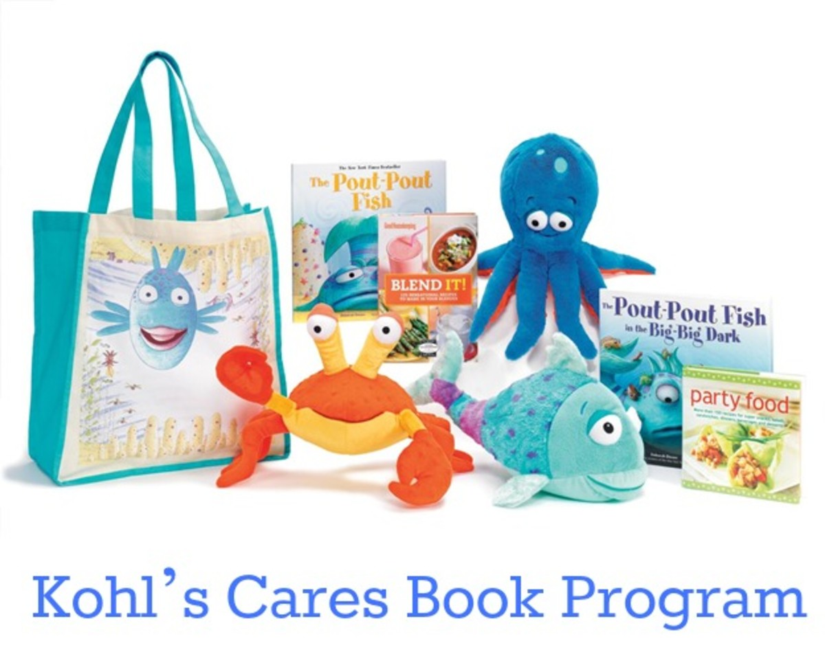 Help Kids with Kohl's Cares Books Program
