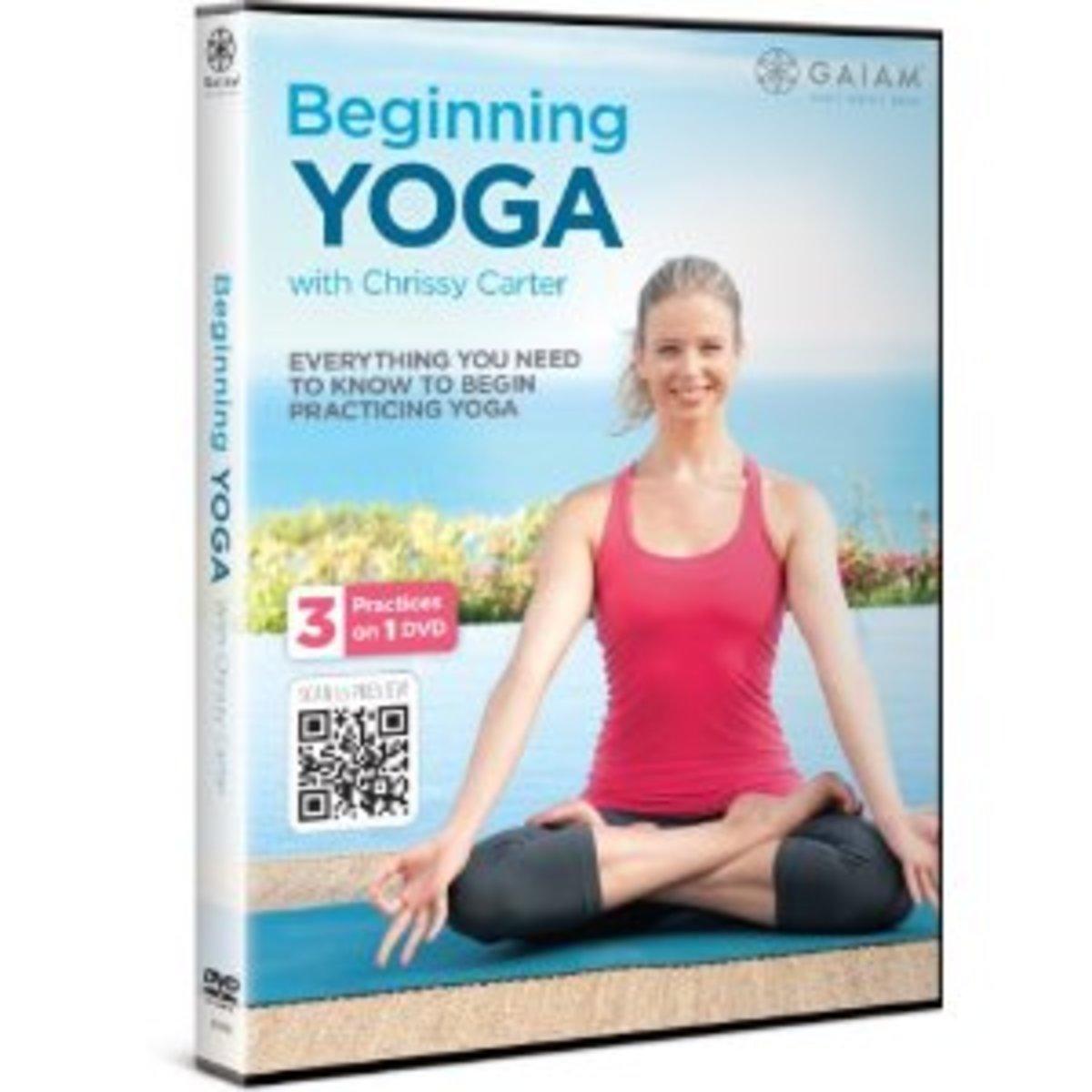 yoga beginning