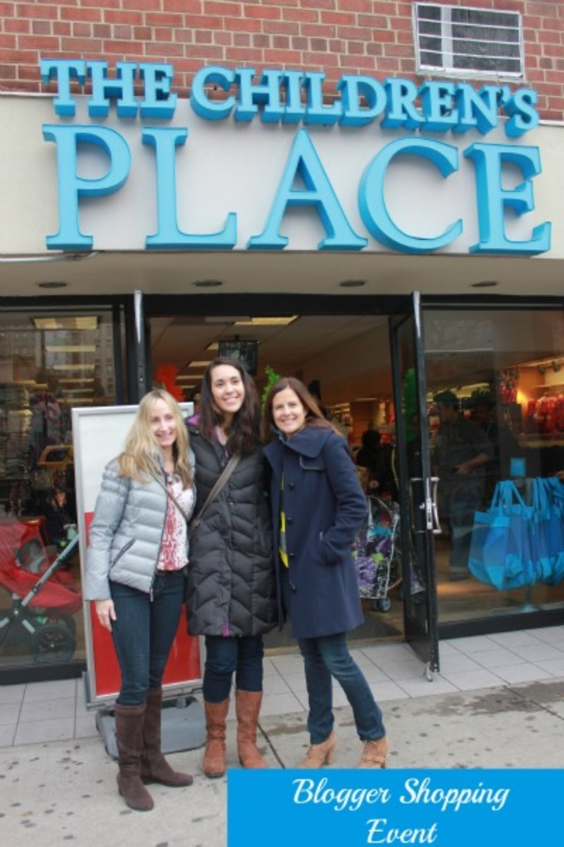 children's place blogger event