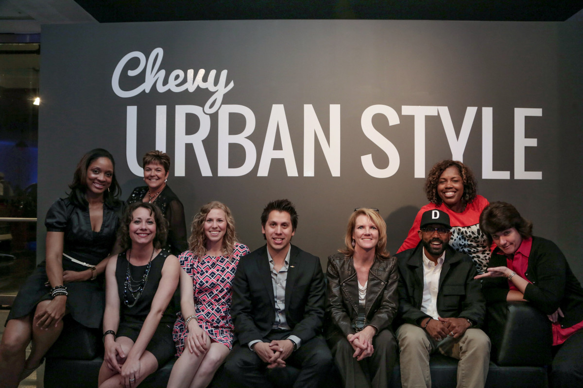 Urban Style Chevy Impala Launch Event - MILK Studio