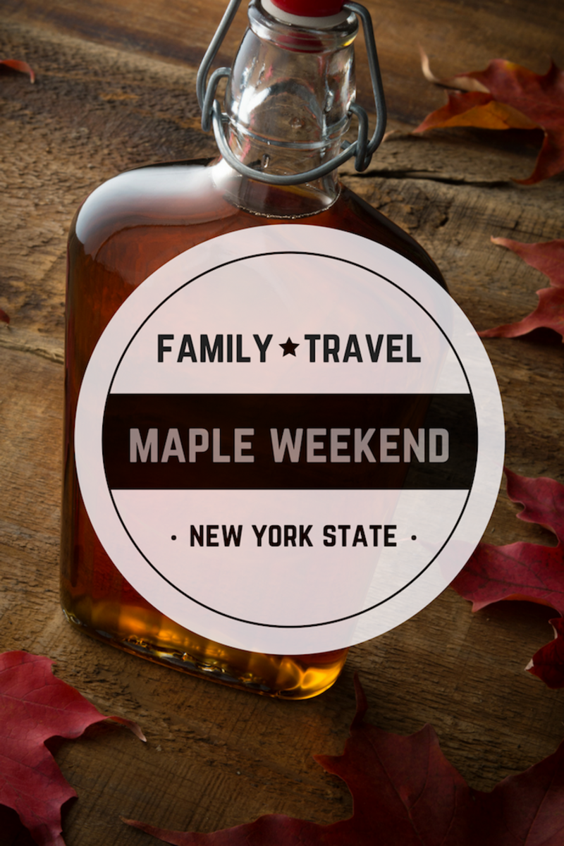 Maple Farms New York State: Plan a family trip to take in the maple tradition