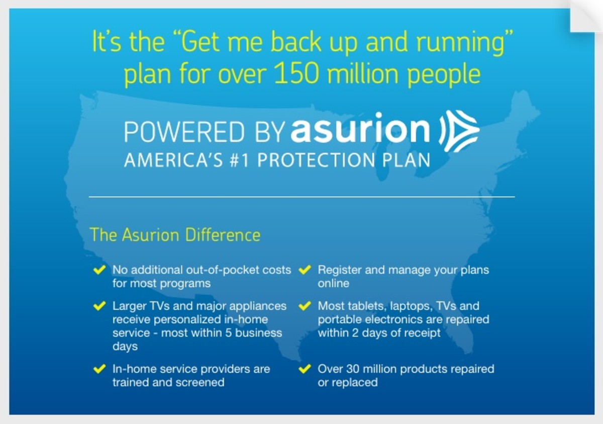 Powered by Asurion