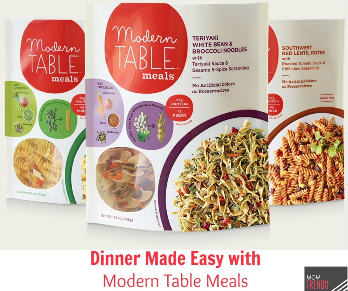 Modern Table Meals Review