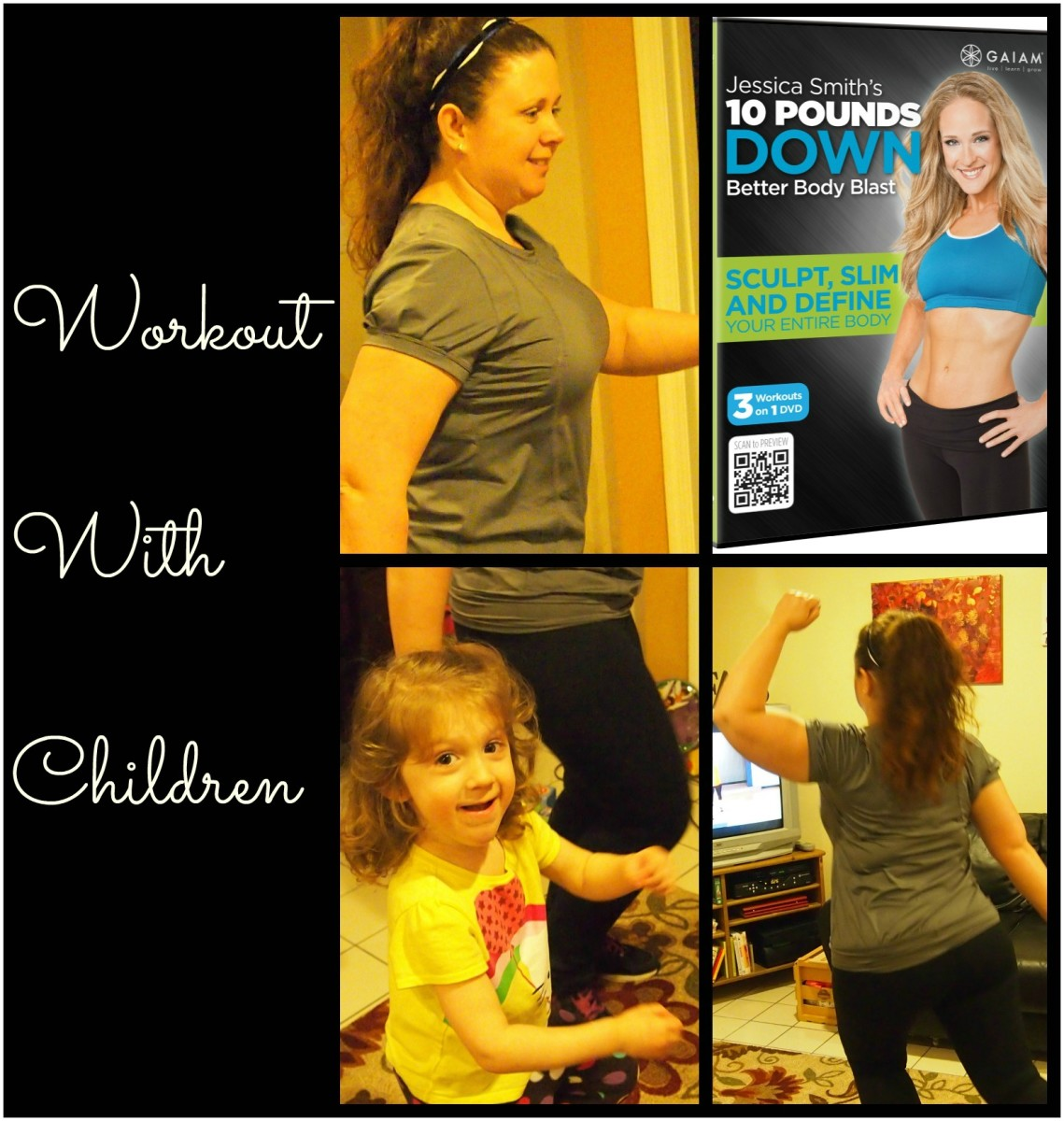 Workout With Children