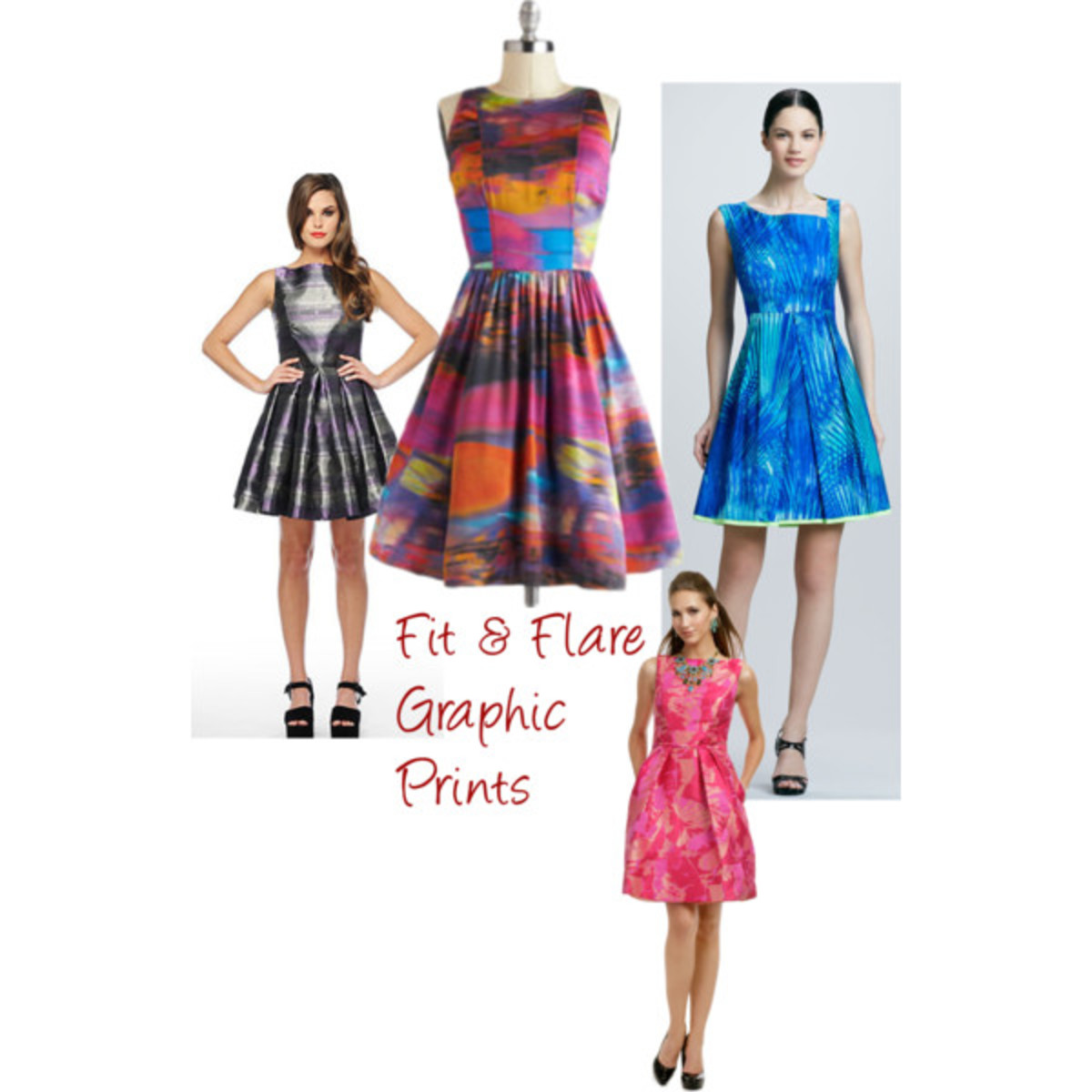 fit & Flare graphic