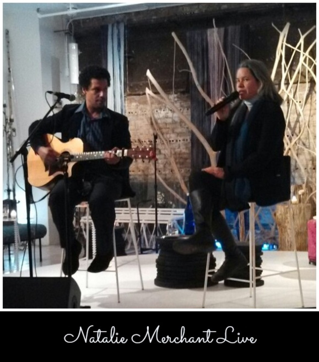 natalie merchant at ABC home