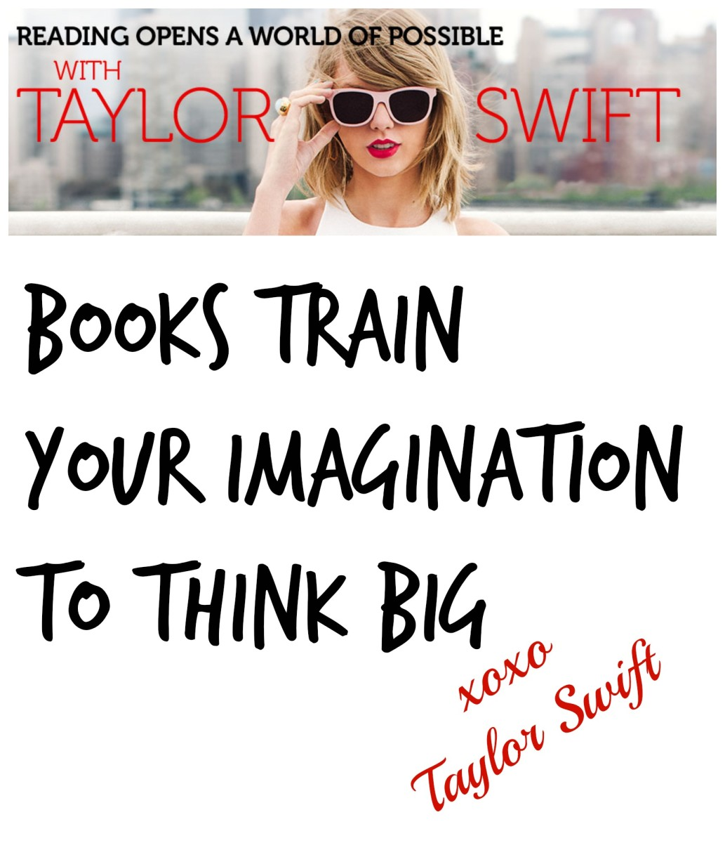 why we love books, taylor swift quotes, reading with taylor swift, taylor swift