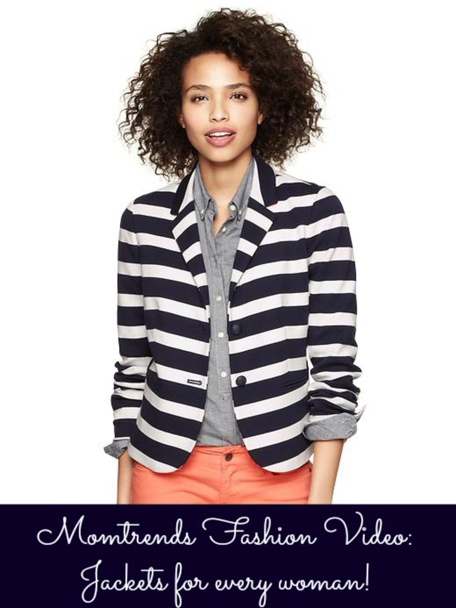 jackets to flatter your figure