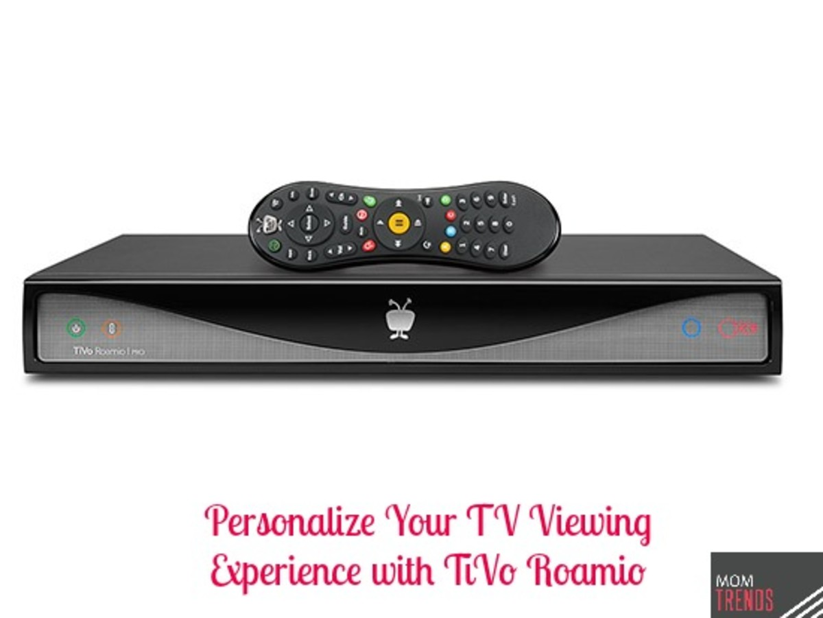 Personalize Your TV Viewing Experience with TiVo Roamio