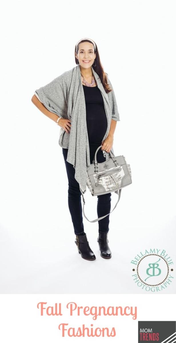 Fall Pregnancy Fashions