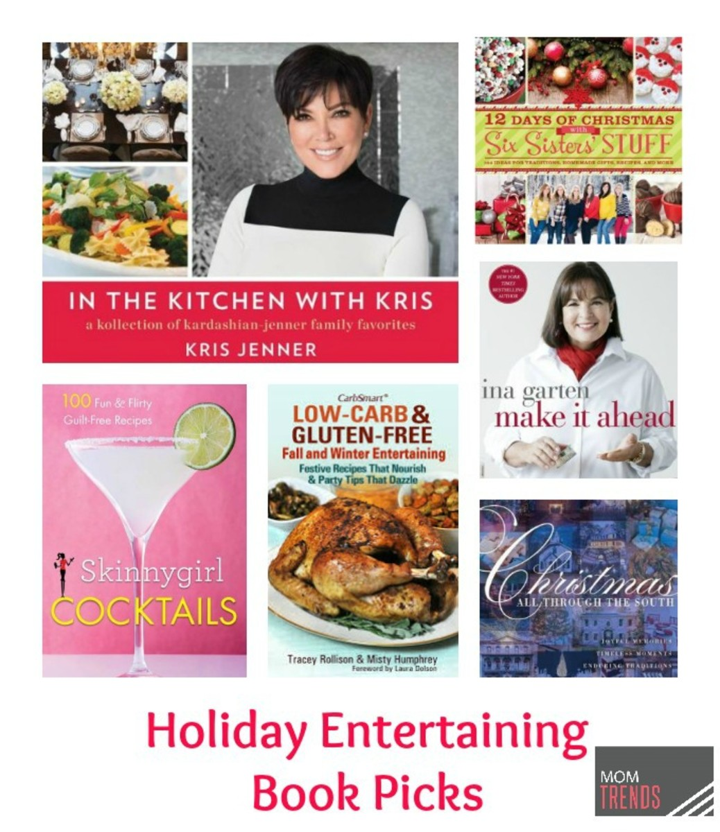 Holiday Entertaining Book Club Picks