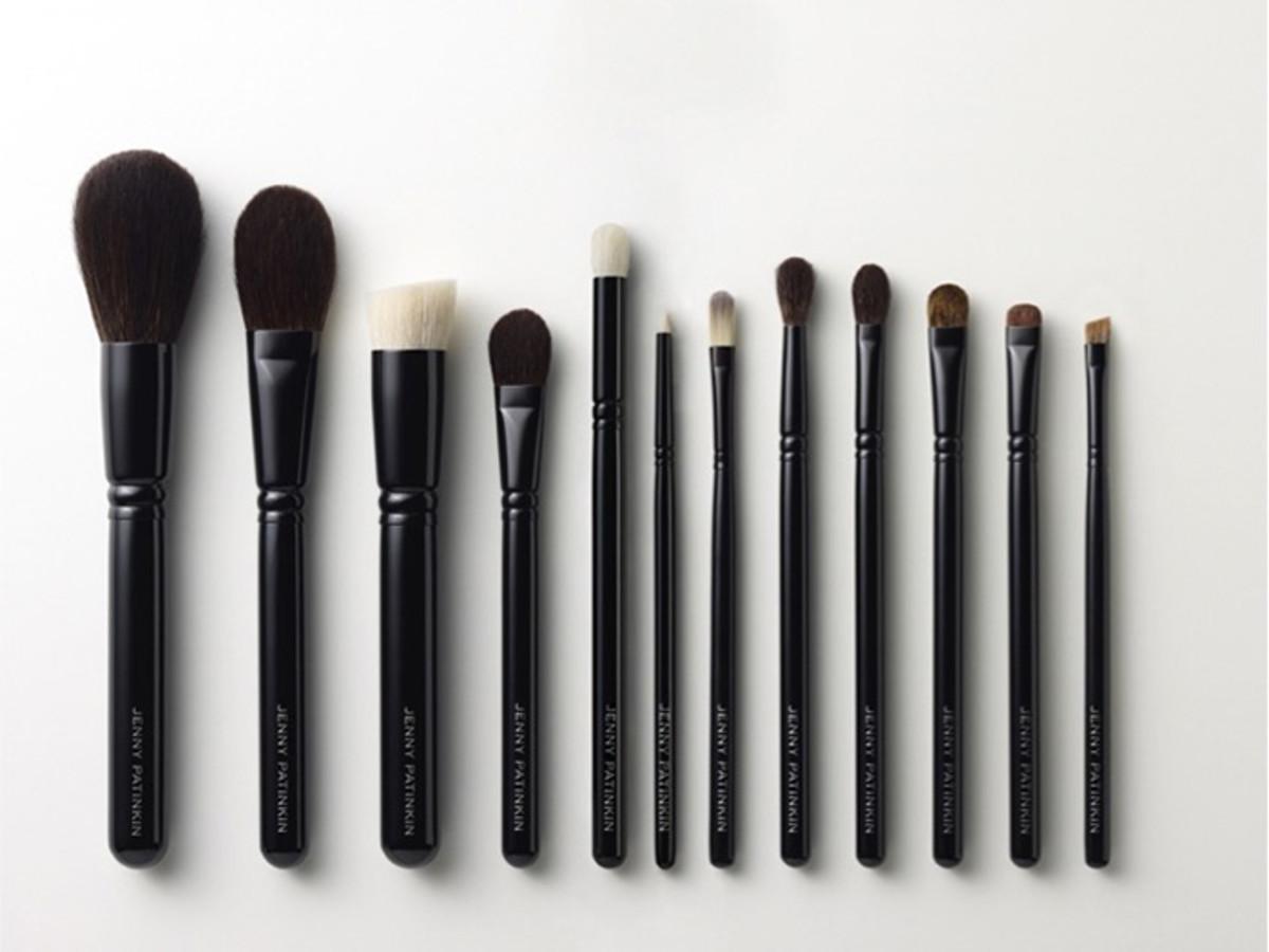 Jenny Patinkin Makeup Brushes