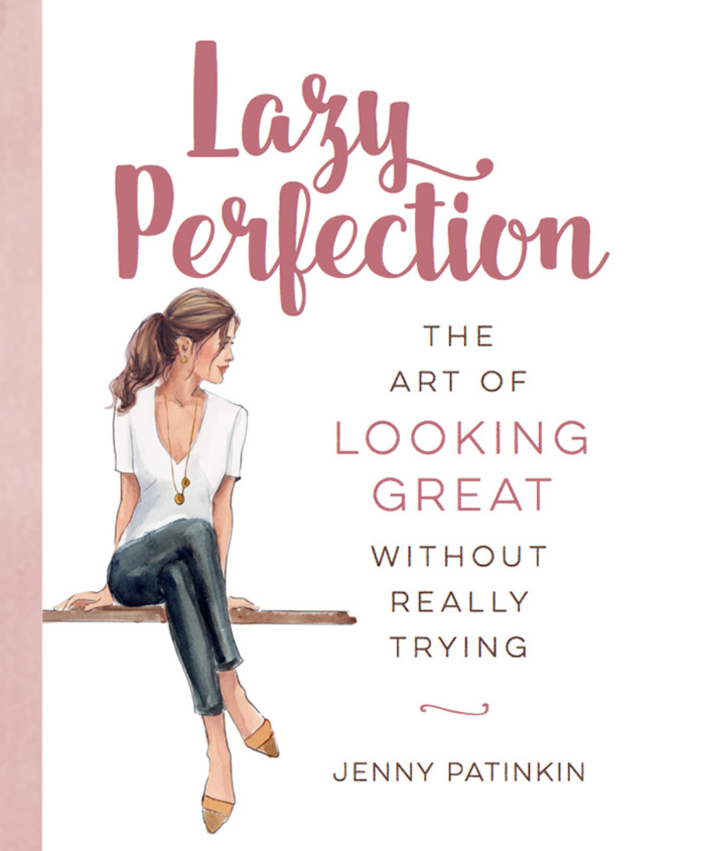 lazy perfection book