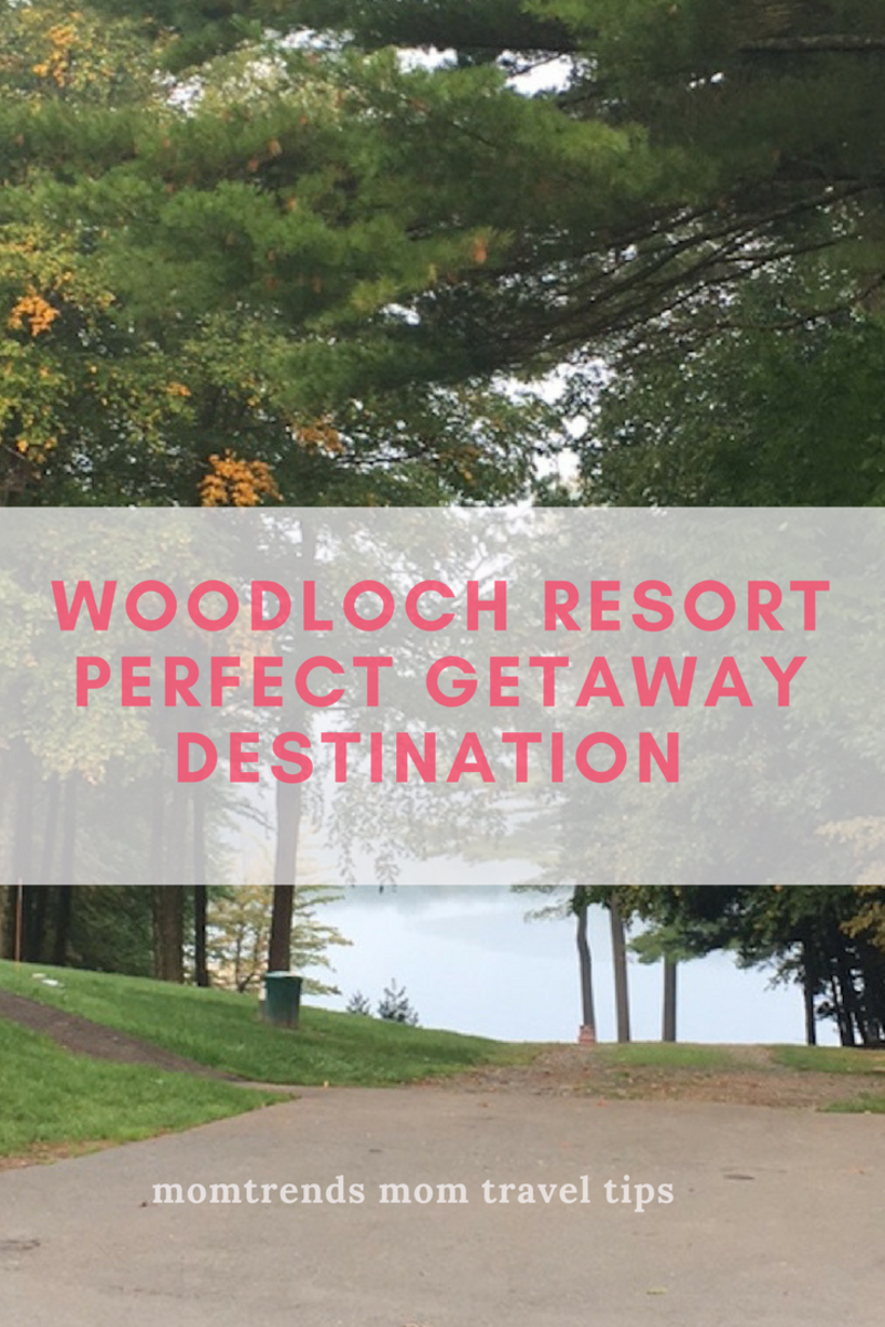 woodloch resort, getaway destination, work summit, momtrends summit, work retreat, travel, mom travel, travel for family, travel for moms, woodloch tallwoods guest homes