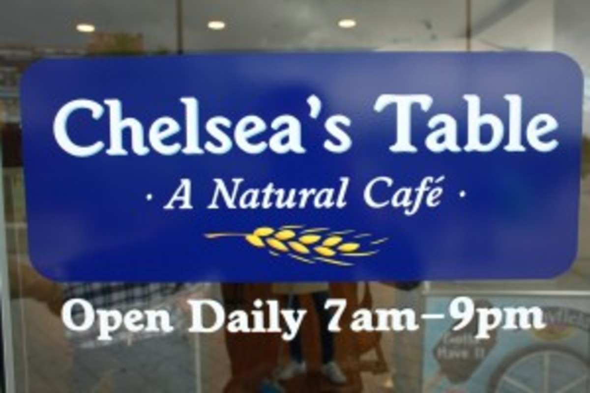 Chelsea's Table Grand Opening
