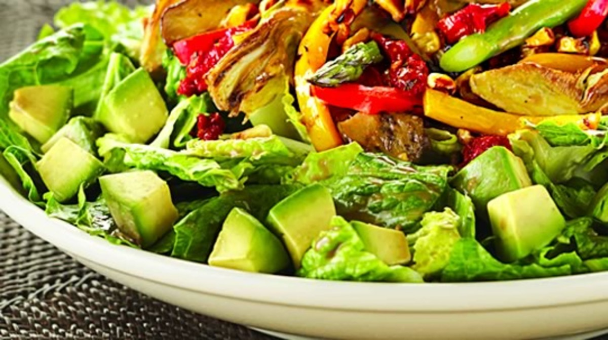 Friday food perfect roasted vegetables momtrendsmomtrends - Make perfect grilled vegetables ...