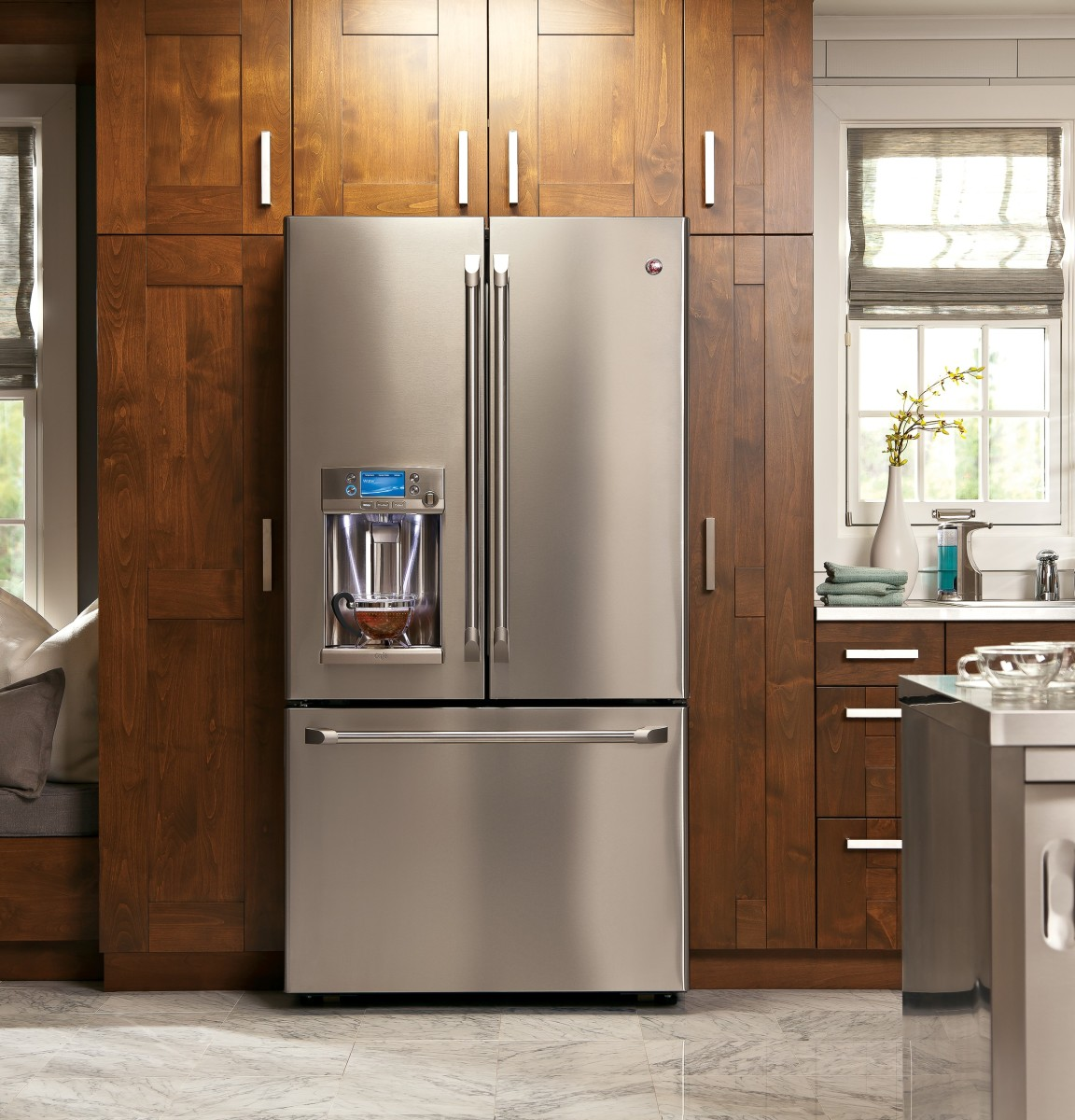 Launch Of The Ge Cafe French Door Refrigerator