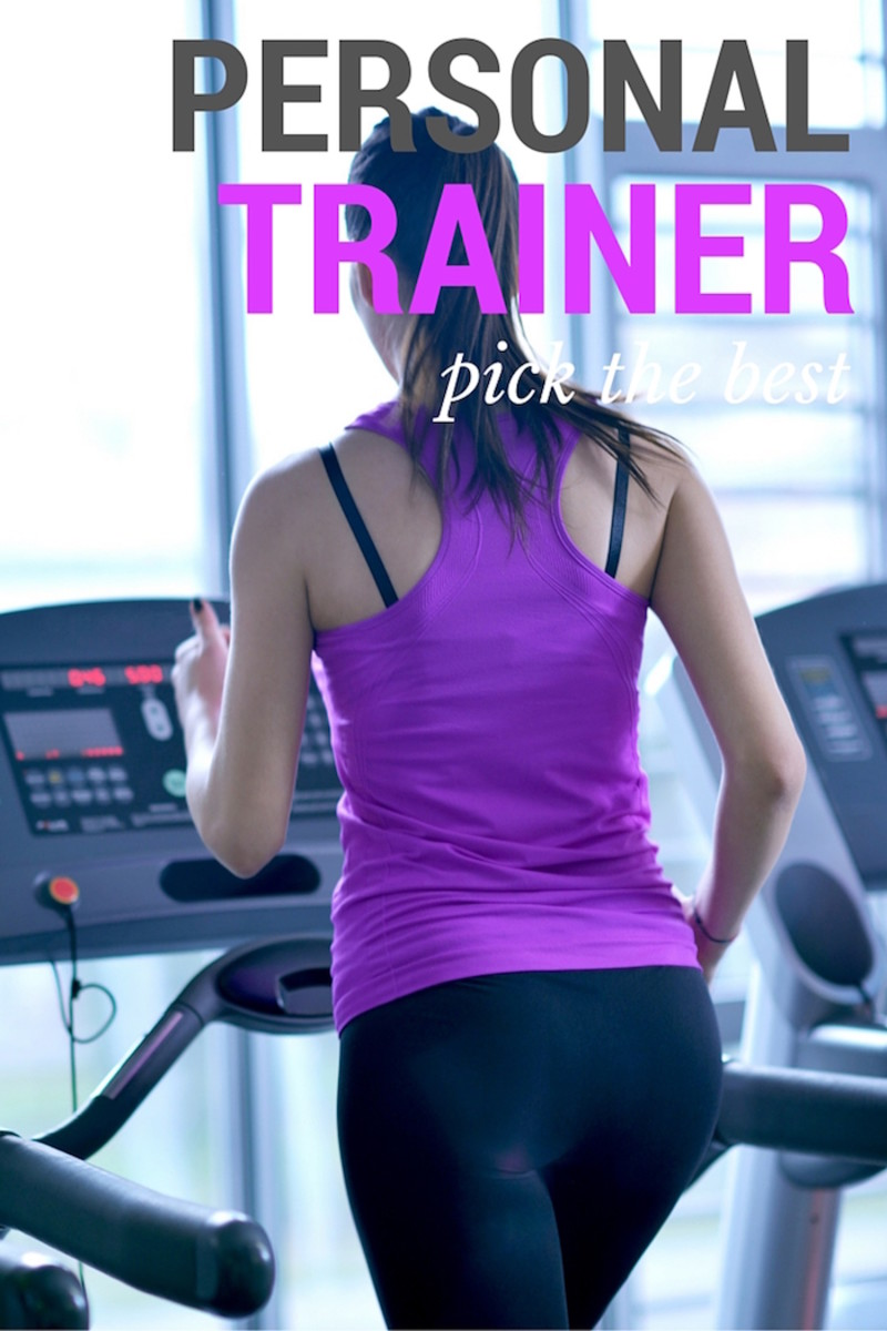 how to pick the best personal trainer