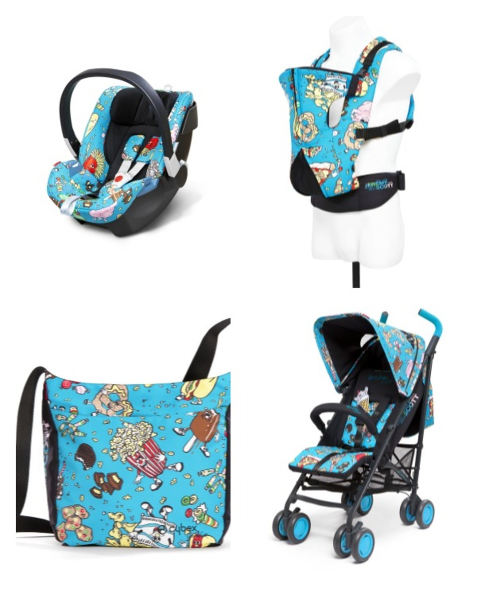 jeremy scott CYBEX assortment