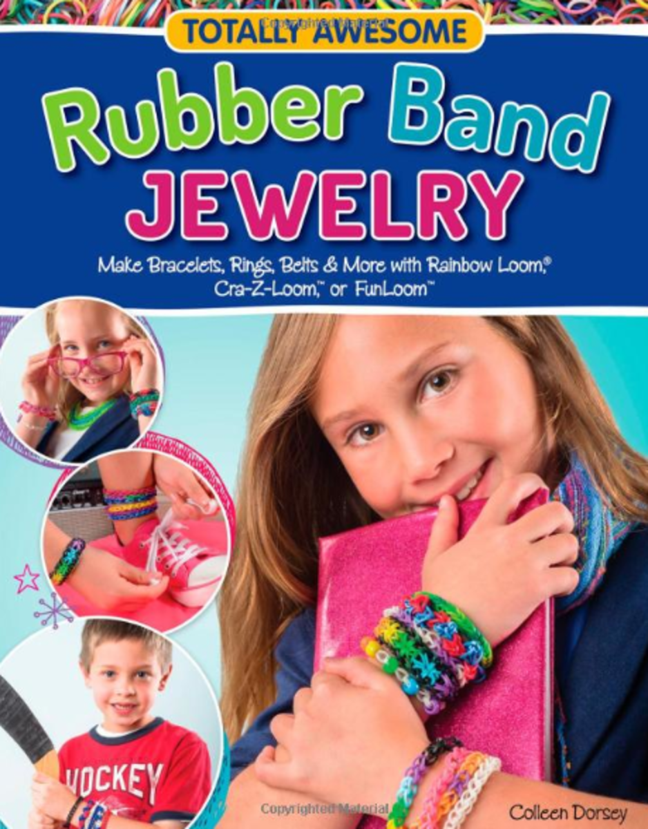 Rubber Band Jewelry , books