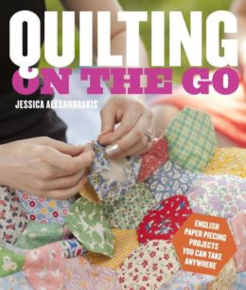 Quilting on the Go, books