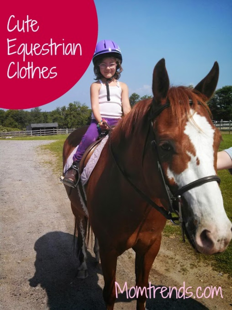 equestrian clothes for girls