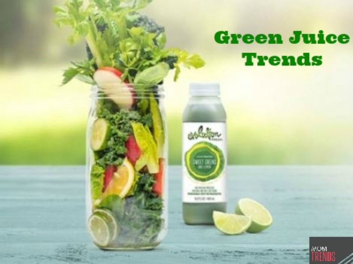 GREN JUICE TRENDS