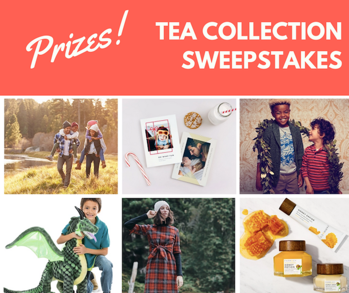 Perfect Holiday SWEEPSTAKES prizes
