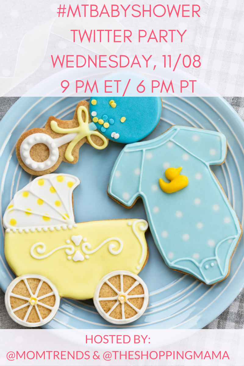 #MTBABYSHOWER TWITTER PARTY